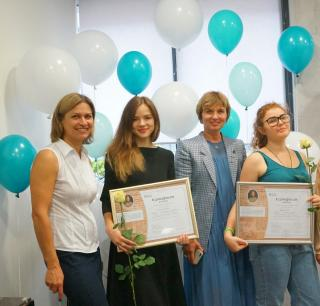 Awarding ceremony of Luca Pacioli scholarships took place at Nexia Pacioli