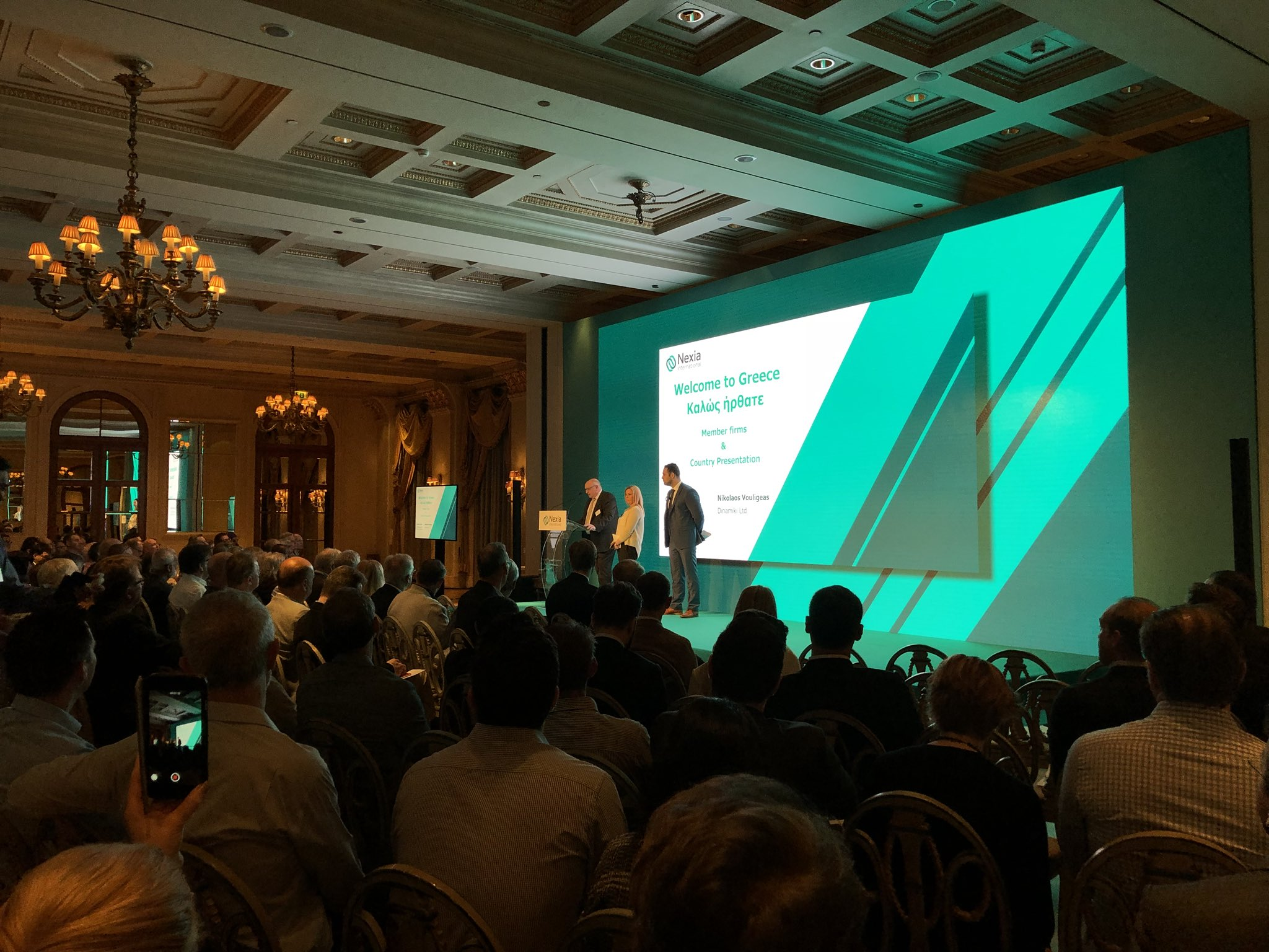 Annual Nexia International conference held in Athens